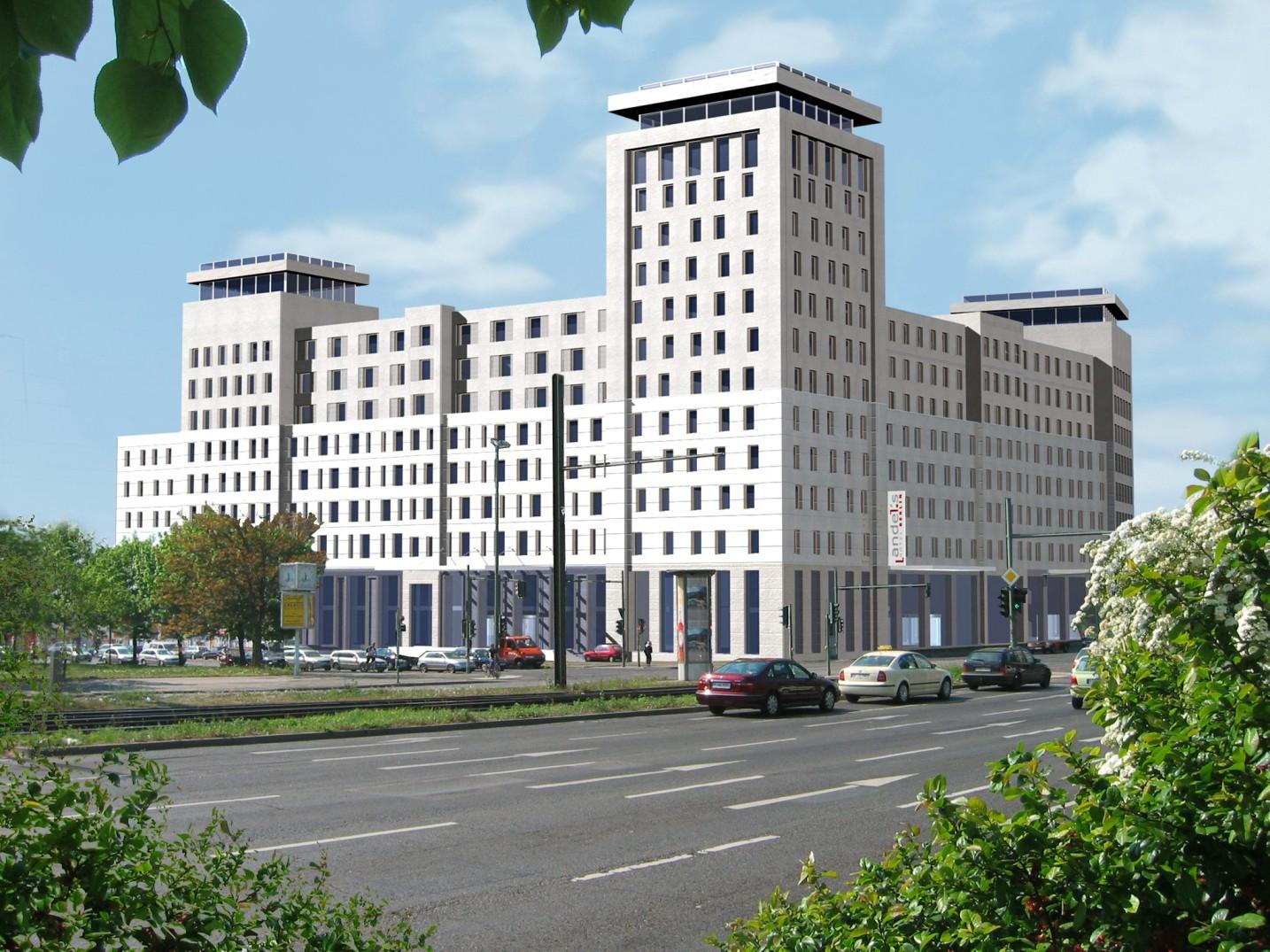 rossi hochhaus realisiert seite 3 deutsches architektur forum. Black Bedroom Furniture Sets. Home Design Ideas