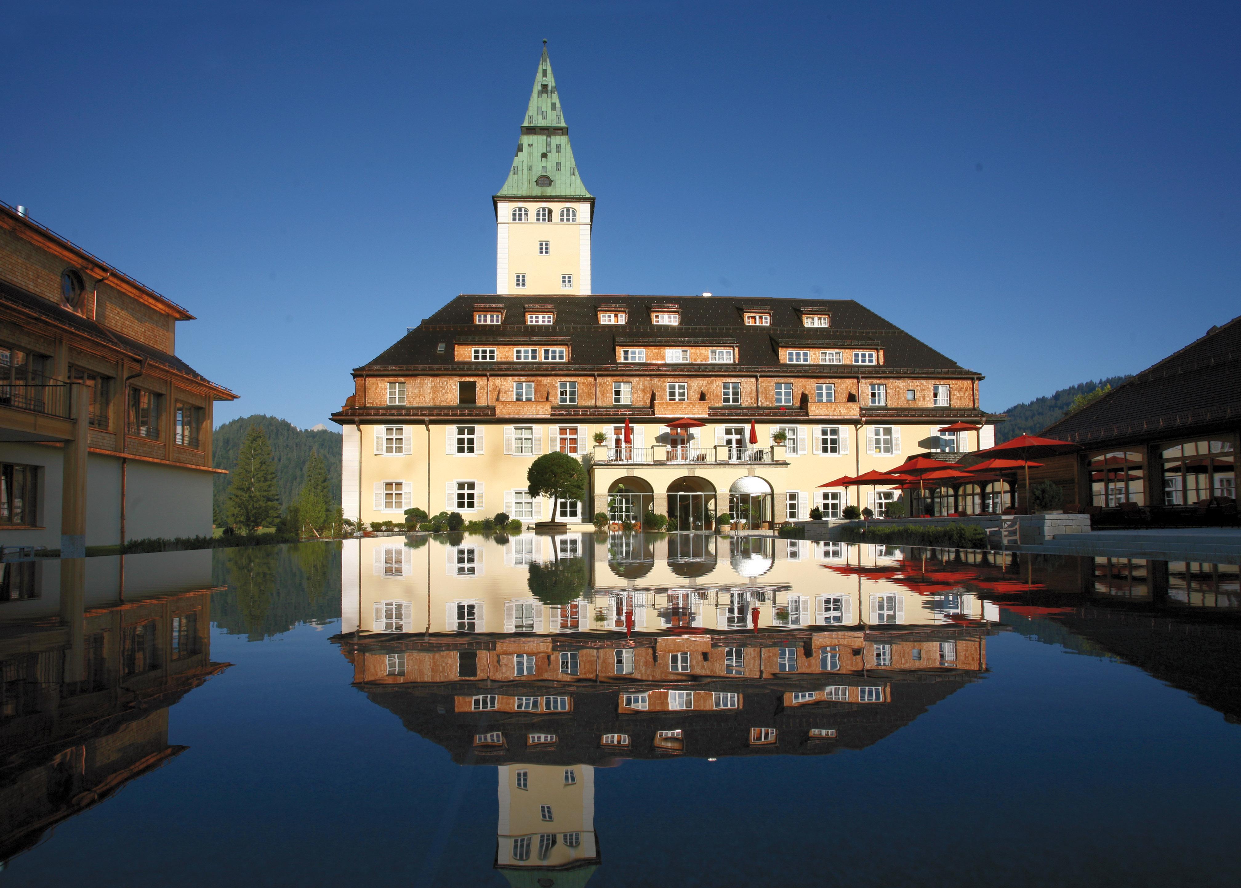 Hotels In Mittenwald Deutschland