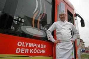 Olympiade der Köche Erfurt 2008 - Foto Frank Sommariva - VKD