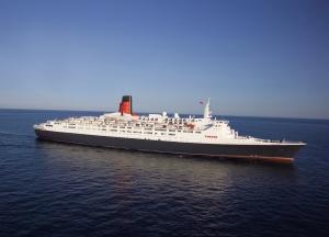 """Hotelschiff """"Queen Elizabeth 2"""""""