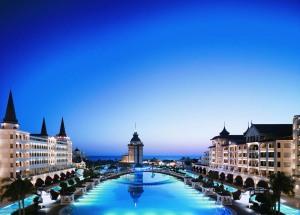 Neues Luxusresort an der türkischen Riviera: Mardan Palace Antalya eröffnet Ende Mai 2009