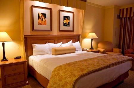 Moderne Hotelzimmer stehen im Fokus der Renovierungspläne der Hotellerie