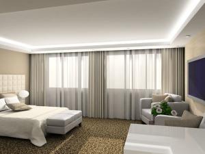 Gut 50% der investitionsfreudigen Hotels packt die Erneuerung von mindestens einem Viertel ihrer Gästezimmer an.
