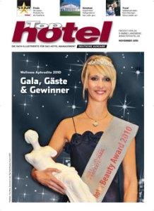 Cover Top hotel November 2010