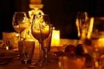 In 25% der gehobenen Restaurants und Hotels steigt die Zahl der Firmen-Weihnachtsfeiern