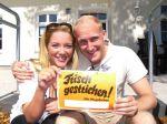 Björn Stieper (28) und Julia Lorenzen (26) - Foto: Vox/Boris Waserka