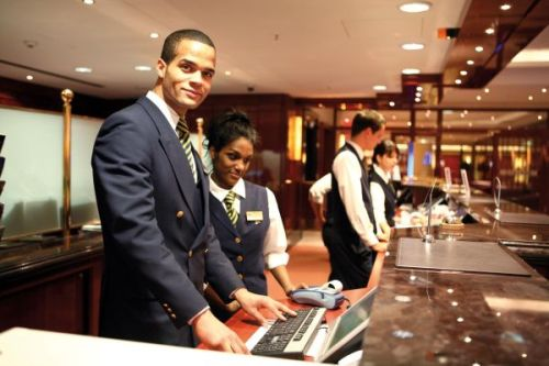 Die meisten Hotels in Deutschland sind auf Geschäftsreisende und Konferenzgäste spezialisiert (Foto: Cordula Giese/Dehoga)