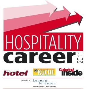 Hospitality Career Award 2011