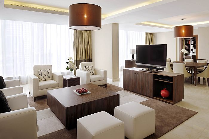 Radisson Royal Hotel Dubai - Royal Suite