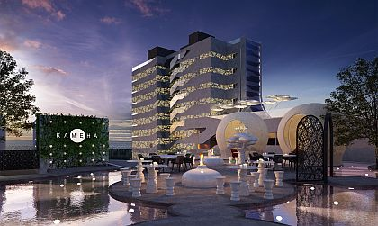Kameha Bay Portals Mallorca: Eröffnung des 71-Suiten-Resorts soll im Sommer 2013 sein