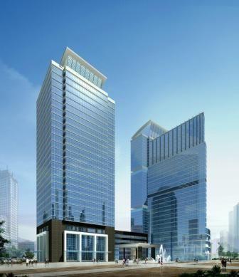 Kempinski Huizhou China - Fassade