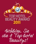 TOP HOTEL BEAUTY AWARD 2011