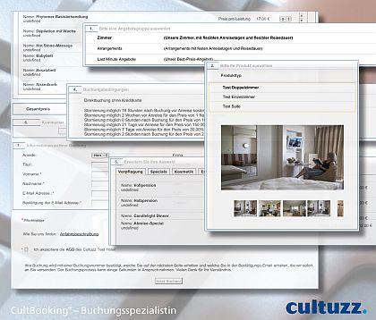 Cult Booking - neue Templates verfügbar