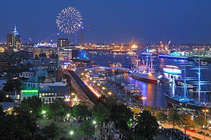 Hotelmarkt Hamburg: 312 Beherbergungsbetriebe, rund 46.000 Betten und fast 10 Millionen Übernachtungen (Photo: www.mediaserver.hamburg.de/C. Spahrbier)