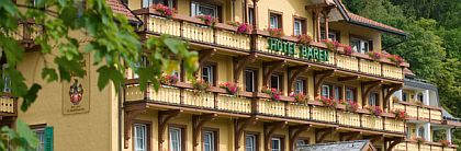 Opfer der Flammen: Hotel Bären Titisee-Neustadt