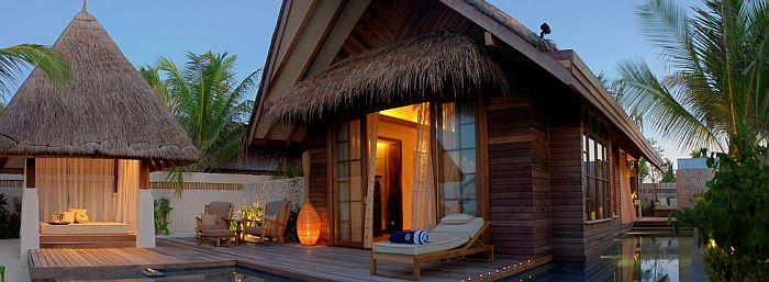 Mitte Dezember neu eröffnet: Jumeirah Vittaveli Maldives mit 91 großen Villen