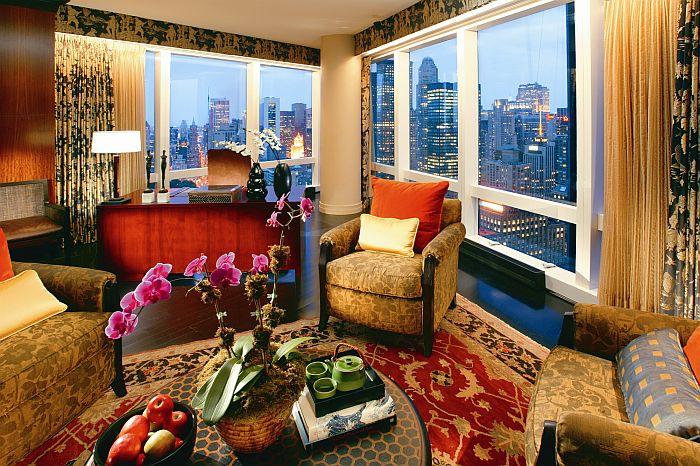 Mandarin Oriental New York - Oriental Study Room