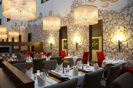 Restaurationsbereich des Treff Hotels Münster City Centre