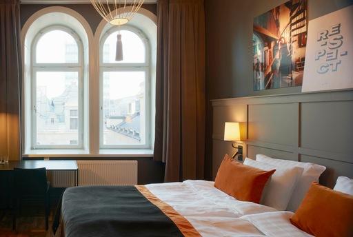 Scandic Grand Central Stockholm - Guest Room