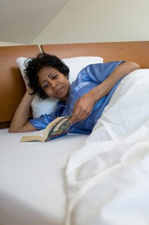 Links schläft es sich besser im Hotelbett - meinen die Briten
