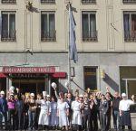 Wasserschaden im Steigenberger Drei Mohren Hotel Augsburg verzögert Wiedereröffnung