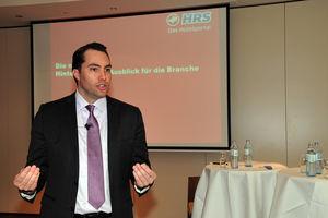 Hrs-Chef Tobias Ragge auf Vermittlungstour in Wien (Foto: fotodienst.at/Molner)