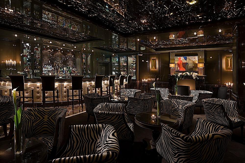 Bar im Breidenbacher Hof Düsseldorf