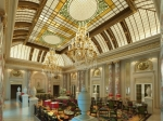 Fairmont Grand Hotel Kyiv - Atrium Lounge