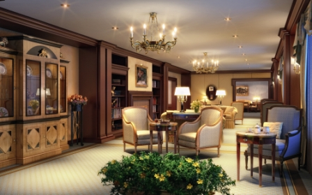 Fairmont Grand Hotel Kyiv - Fairmont Gold Lounge