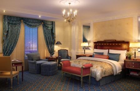 Fairmont Grand Hotel Kyiv - Fairmont Room