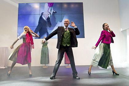Fashion Show des Dehoga - Intergastra Stuttgart 2012