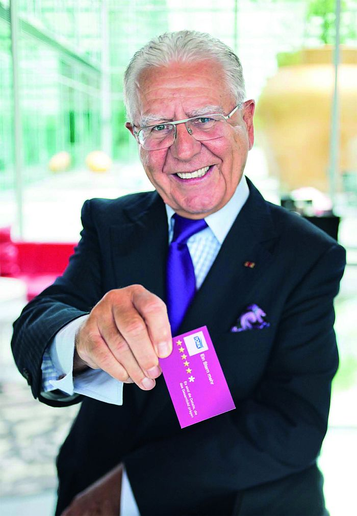 Heinz Horrmann checkt Hotels auf Herz und Nieren - und vergibt den Hygiene-Stern