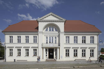 Hotel Prinzenpalais in Bad Doberan