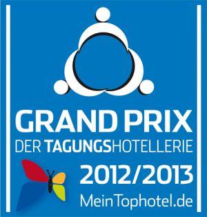 Logo Grand Prix der Tagungshotellerie 2012 - 2013