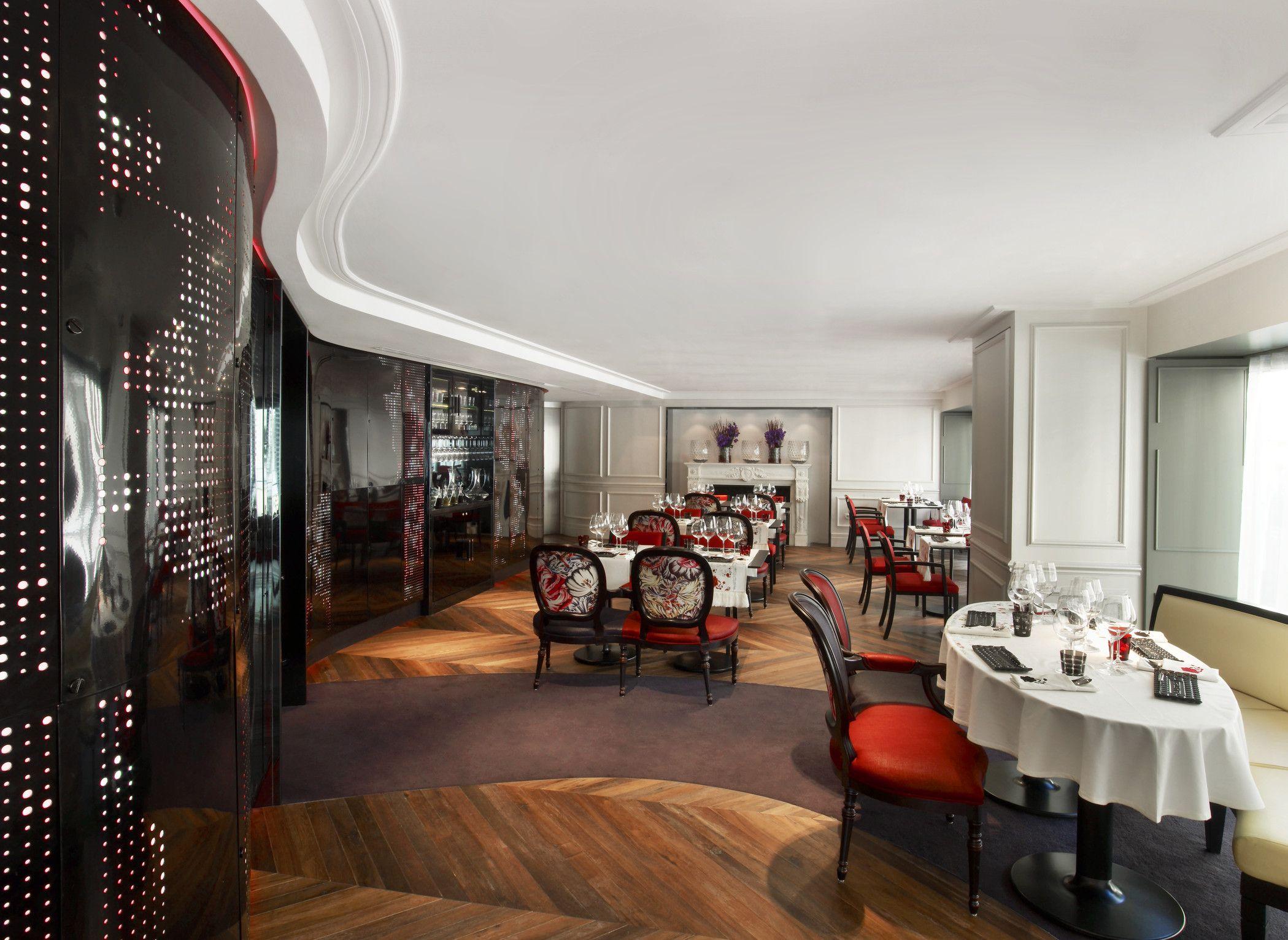 W Paris Opéra - Restaurant Arola