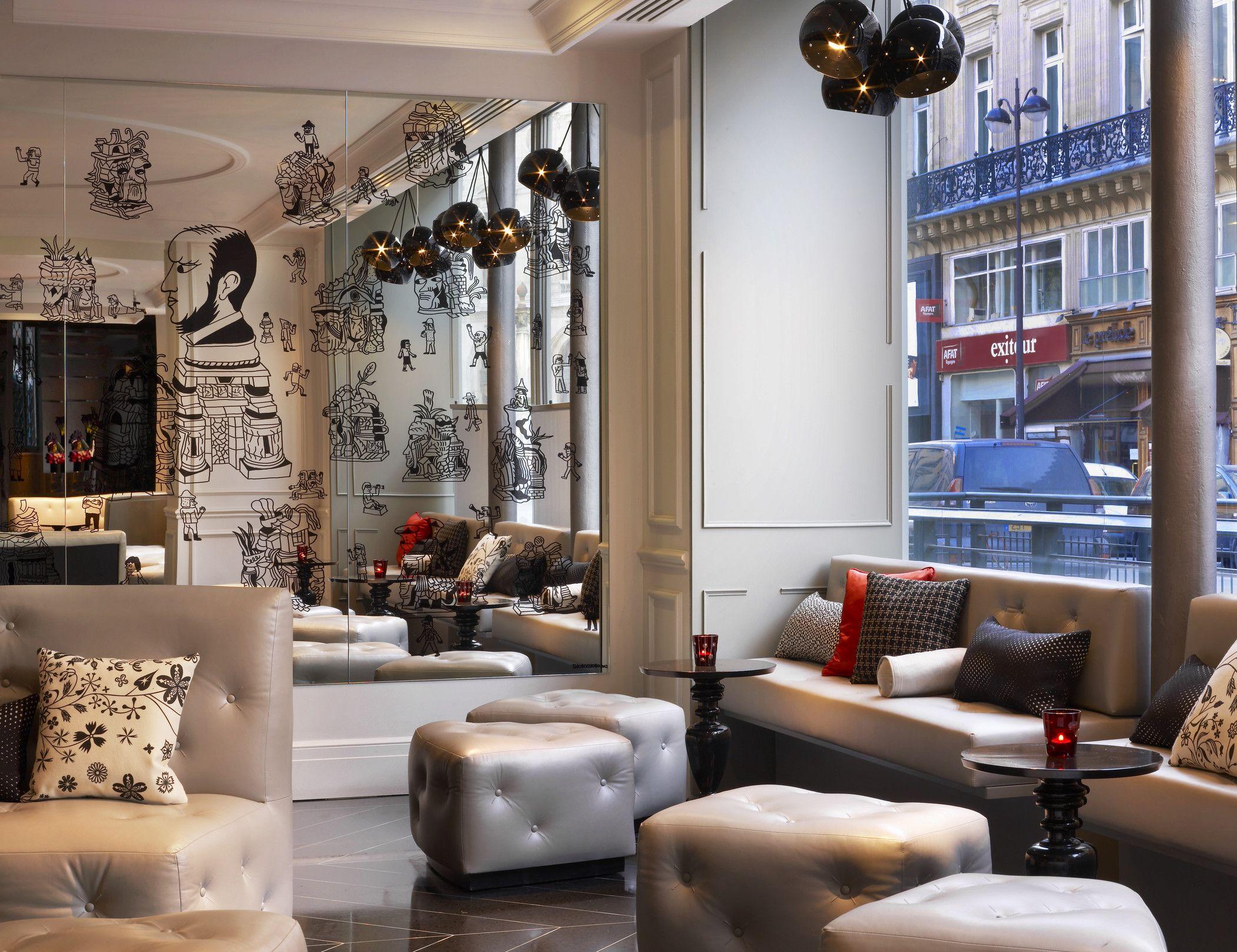 W Paris Opéra - Lounge