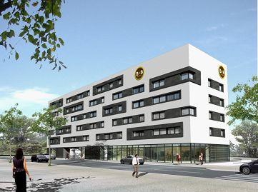 B&B Hotel Hotel Flughafen Berlin Brandenburg