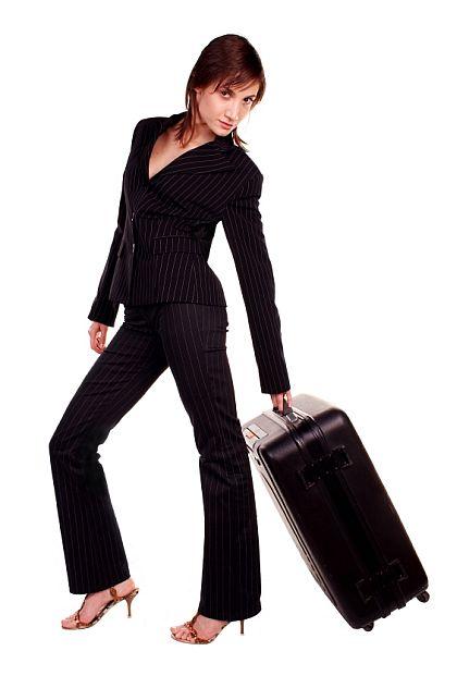 Vor allem Frauen erwarten Komfort in ihren Business Hotels sowie WLAN-Zugang und gutes Frühstück - teure Extras sind verpönt