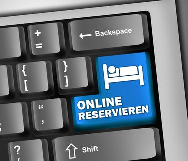 Button Online reservieren - © Ben Chams - Fotolia.com