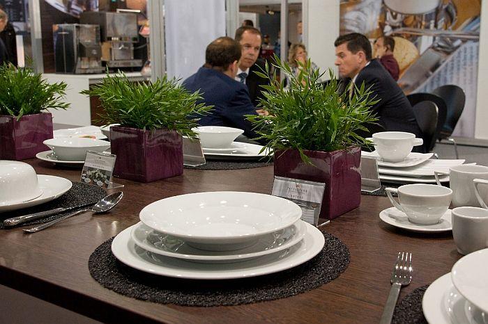 Die HOTEL & GAST Salzburg vom 18. bis 20. März 2012 ist der zentrale und wichtigste Frühjahrs-Branchenevent für Österreichs Hotellerie und Gastronomie