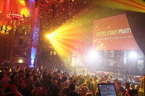 """Jobsterne ist Hauptsponsor der beliebten """"Hotel Staff Partys"""": Wo gibt es die nächsten, die besten Jobs für mich?"""