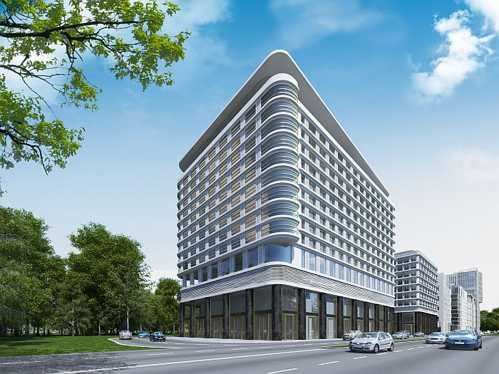 Hyatt Regency Moskau: Das 297-Zimmer-Projekt ist eines von vier Hotelbau-Projekten der US-Kette in Russland