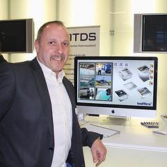 Ingo Haider, neuer Geschäftsführer von Traffics