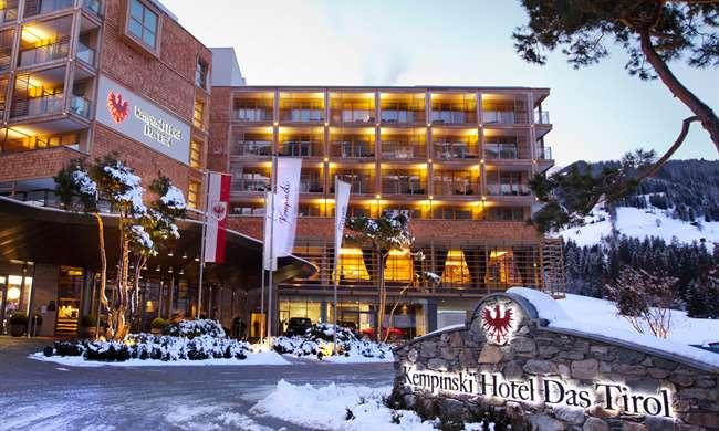 Kempinski Das Tirol in Jochberg: Seit 100 Tagen neu eröffnet