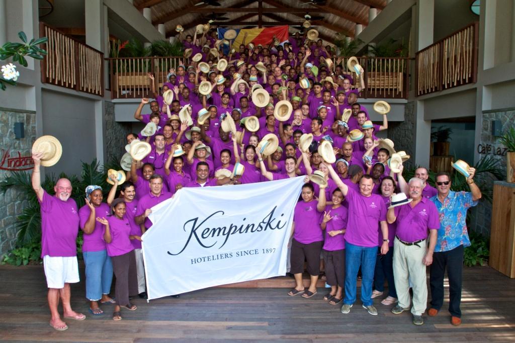 Grand Opening des Kempinski Seychelles Resort Baie Lazare