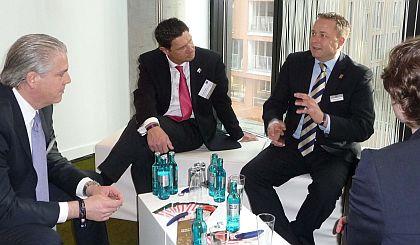 Progros Competence Lounge - auch zur Gastro Vision Hamburg 2013 wieder geplant