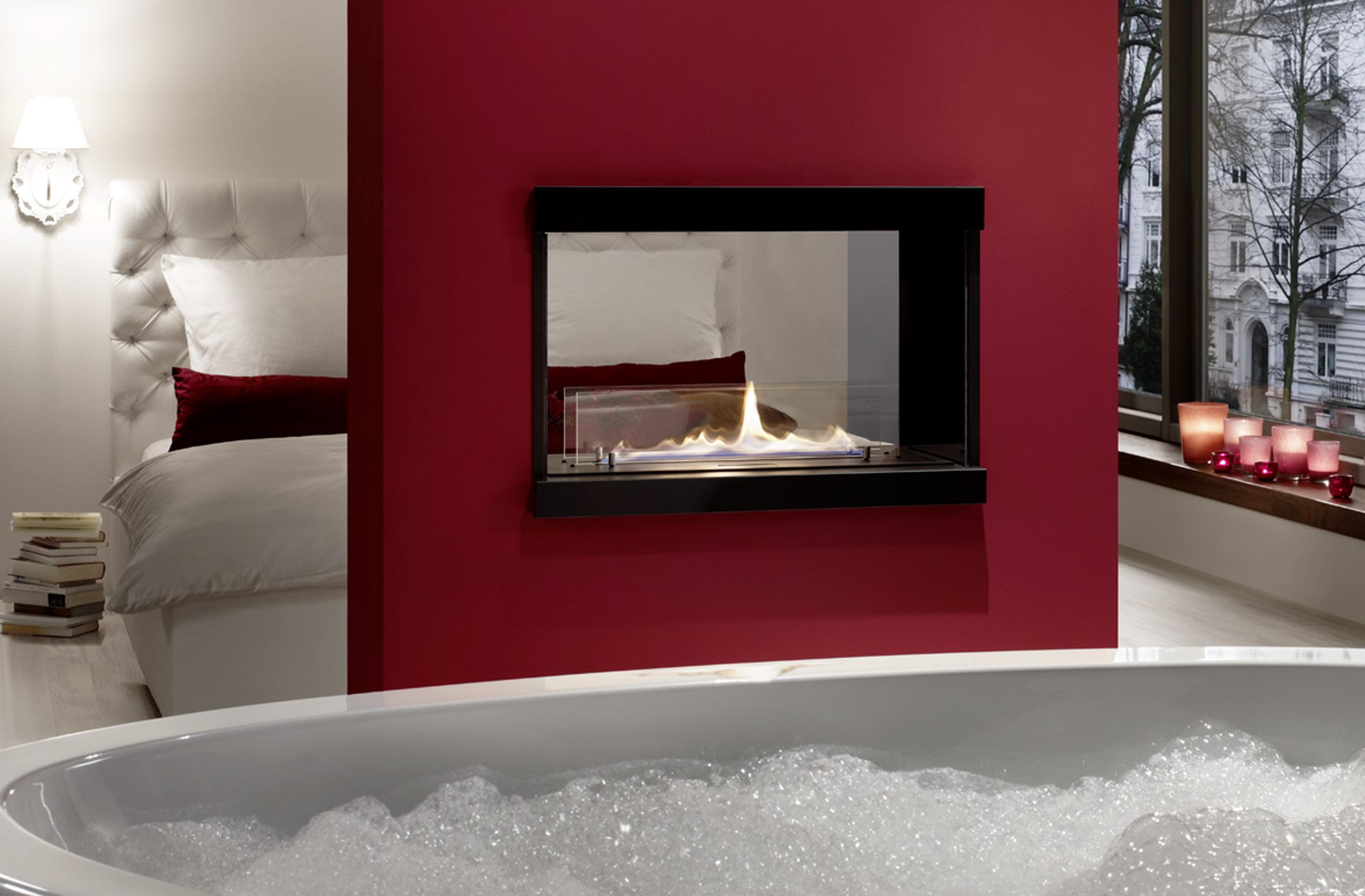 internorga 2012 in hamburg tanzende flammen f r lounge. Black Bedroom Furniture Sets. Home Design Ideas