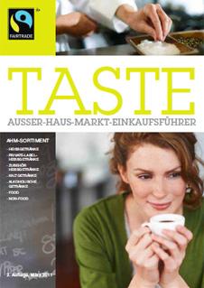 TransFair Gastronomie-Einkaufsführer