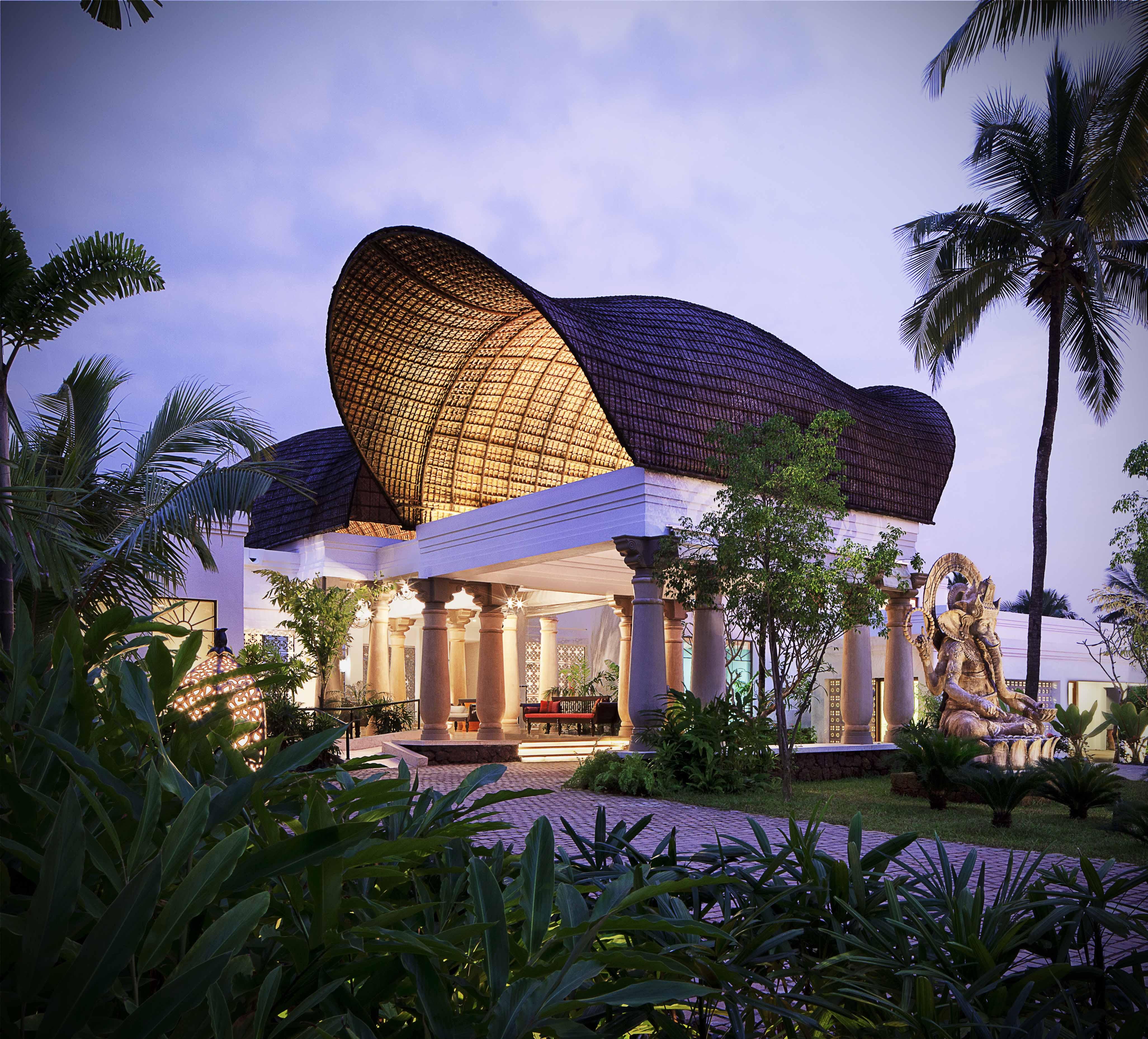 Vivanta by Taj – Bekal -  Arrival Porch