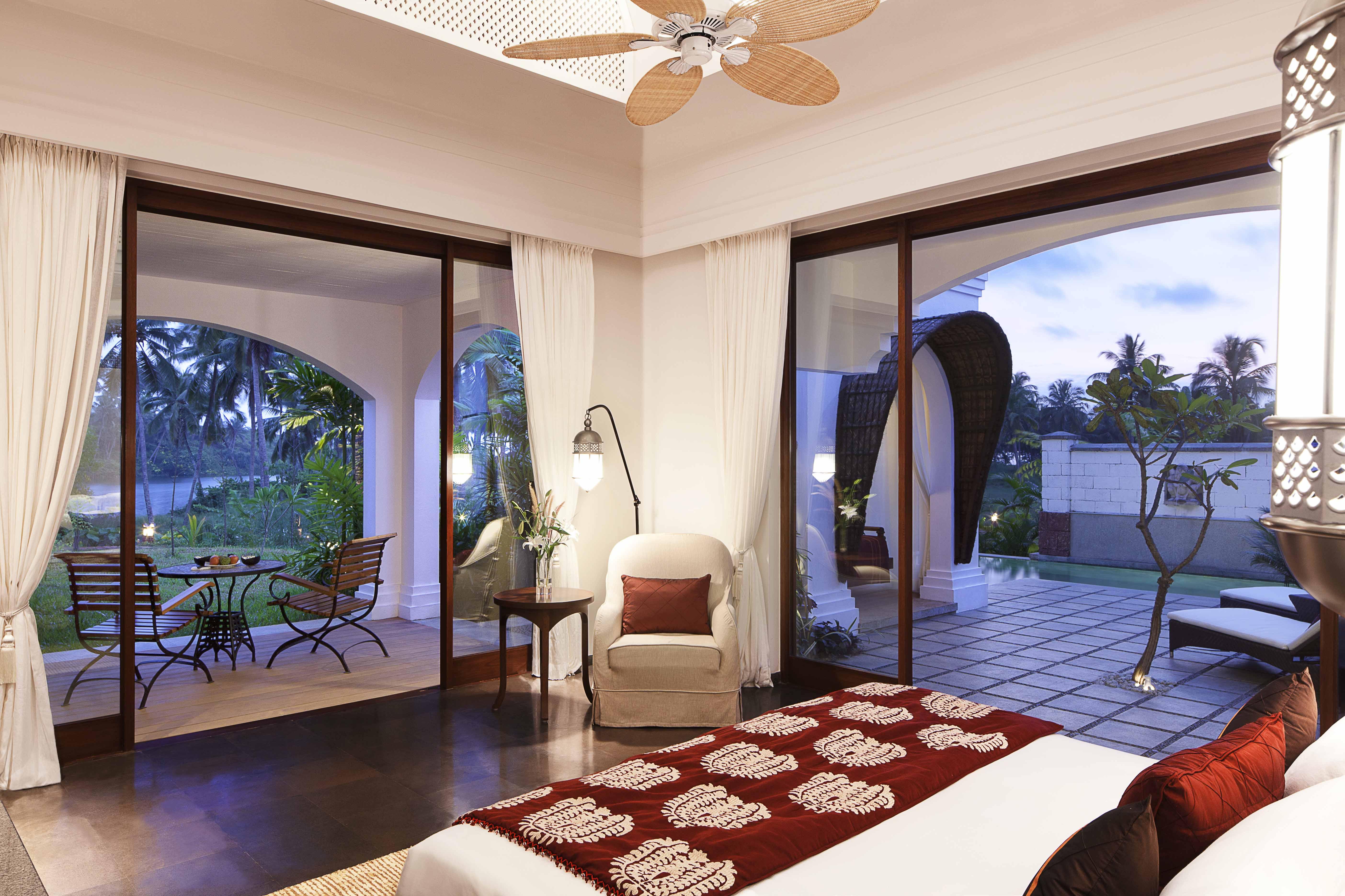 Vivanta by Taj – Bekal - Suite Room